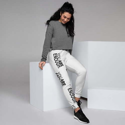 Yes, You Are Enough Women's Joggers