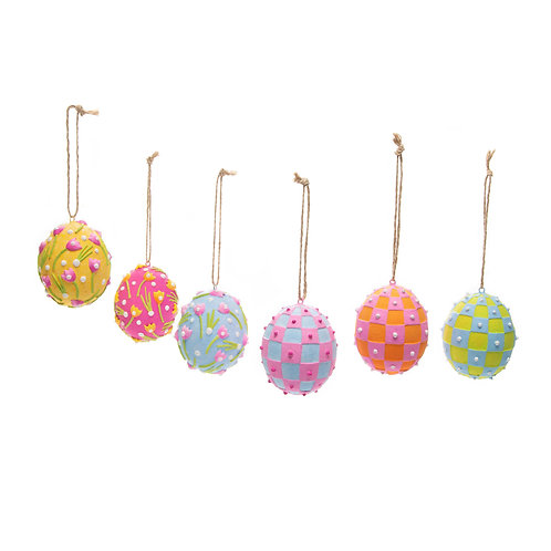 Patience Brewster Technicolour - Set of 6 - Floral