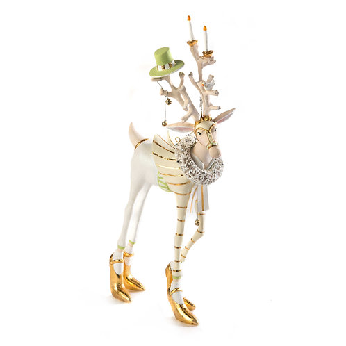 Patience Brewster Moonbeam Prancer Reindeer Figure