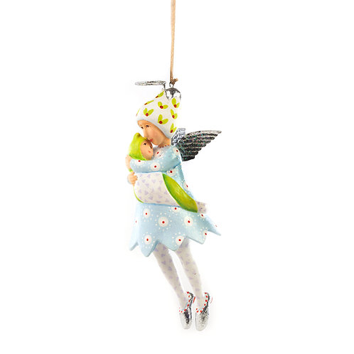 Patience Brewster Mother & Child Paradise Angel Ornament