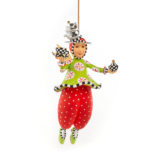 Patience Brewster Paradise in a Cup Angel Ornament