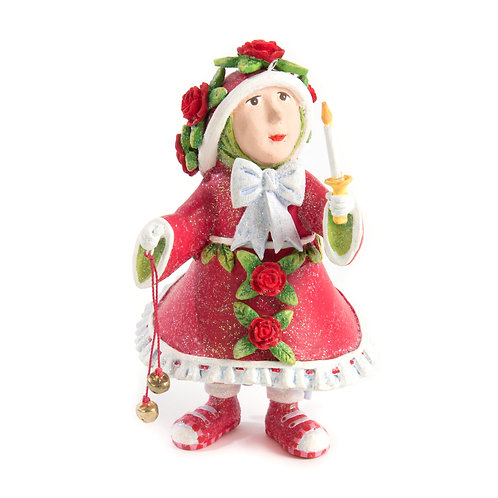 Patience Brewster Dash Away Donna's Elf Ornament