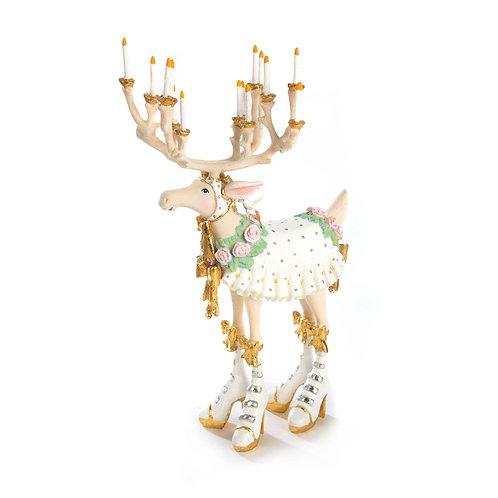 Patience Brewster Moonbeam Donna Reindeer Figure