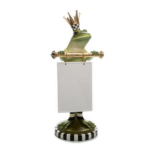 Fergal the Frog Easel