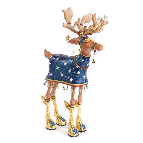 Patience Brewster Dash Away Comet Reindeer Figure