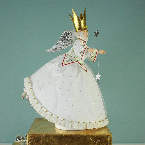 Patience Brewster Star Fairy Tree Topper