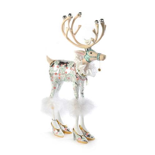 Patience Brewster Moonbeam Vixen Reindeer Figure