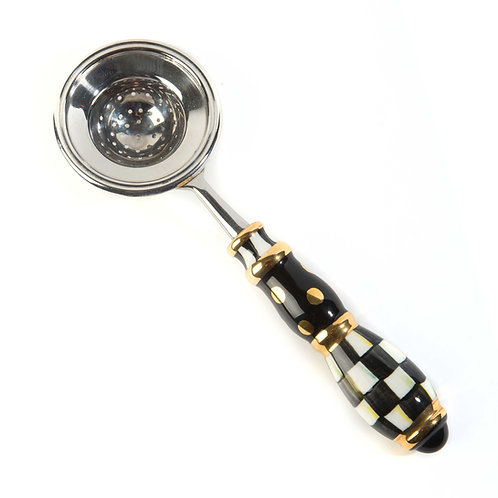 Courtly Check Tea Strainer