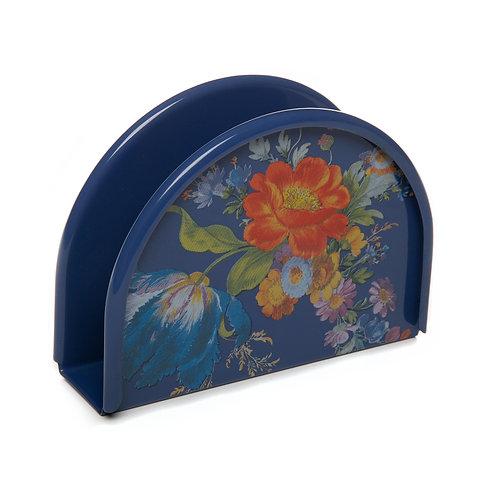 Flower Market Napkin Holder - Lapis