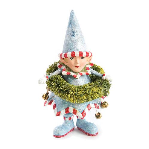 Patience Brewster Dash Away Dasher's Elf Ornament