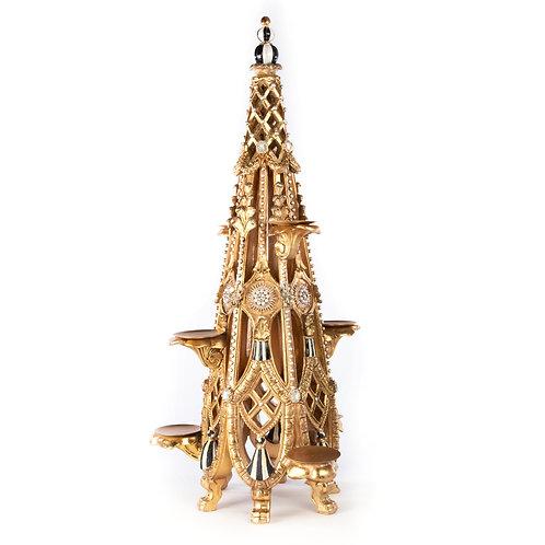 Notre Dame Votive Tree