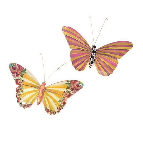 Butterfly Duo - Garden