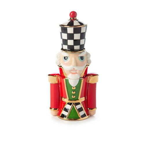 Buckingham Nutcracker Salt & Pepper Set