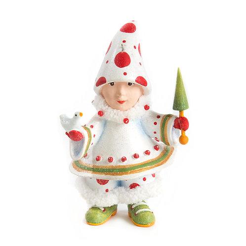 Patience Brewster Dash Away Blitzen's Elf Ornament