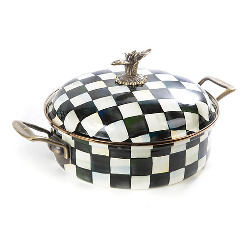 Courtly Check 5 Qt Casserole