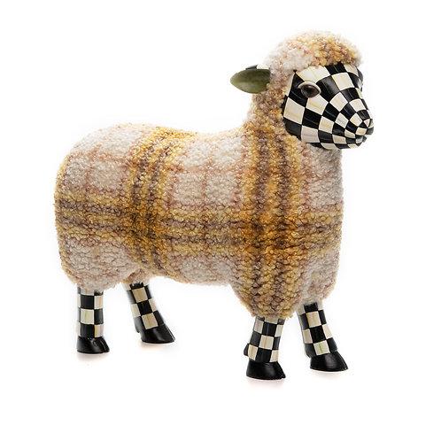 Tartan Lamb - Yellow