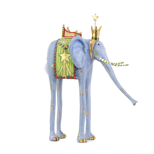 Patience Brewster Nativity Myrtle the Elephant Figure