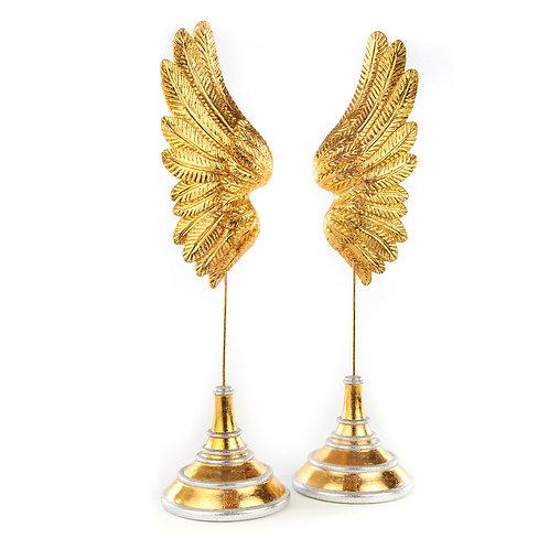 Patience Brewster Golden Angel Wing Set