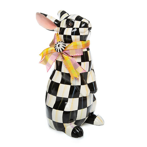 Courtly Check Standing Bunny