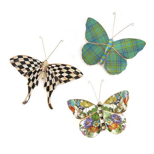 Butterfly Trio - Pond