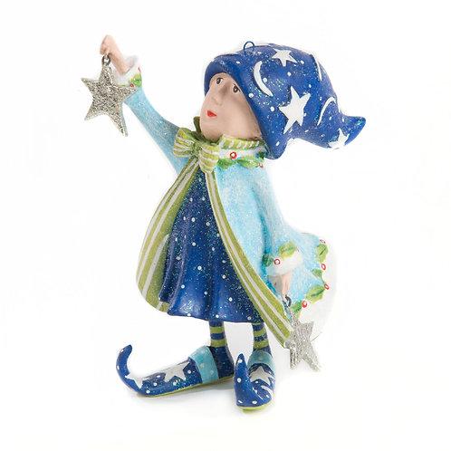 Patience Brewster Dash Away Comet's Elf Ornament