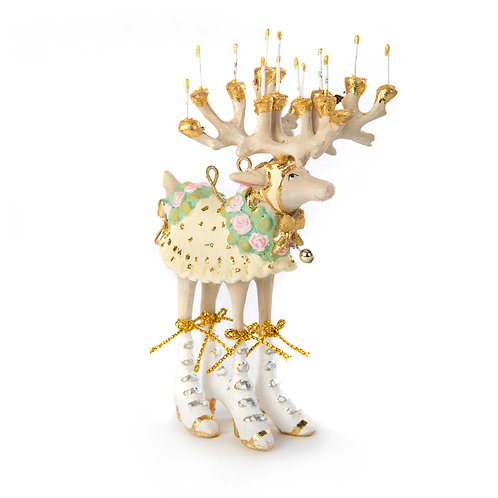 Patience brewster moonbeam donna reindeer mini