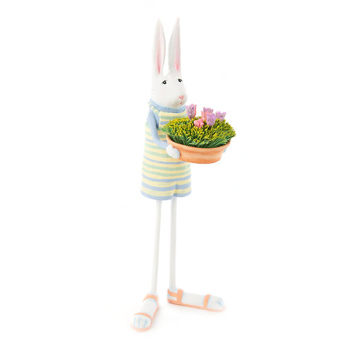 patience brewster ernest bunny ornament