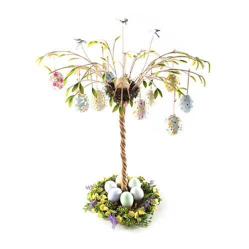 Patience Brewster Egg Tree Set