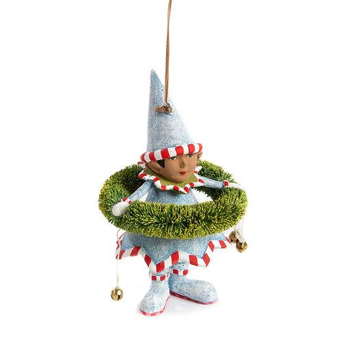 Patience Brewster Dash Away World Dasher's Elf Ornament