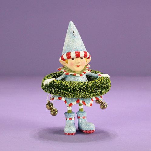 Patience brewster dash awaydasher's elf mini ornament