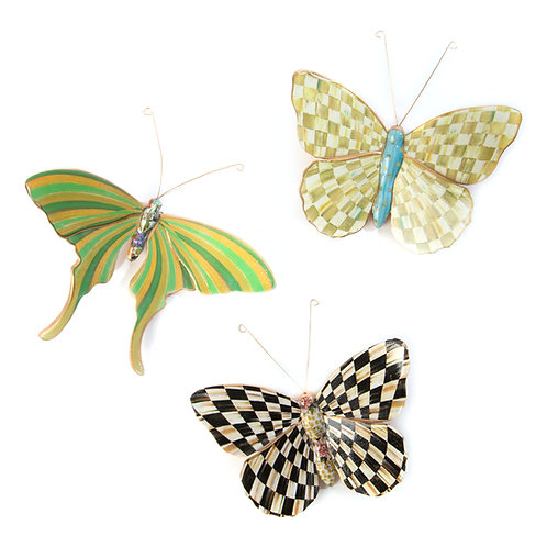Butterfly Trio - Meadow
