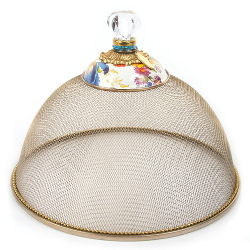 Flower Market Mesh Dome - Small