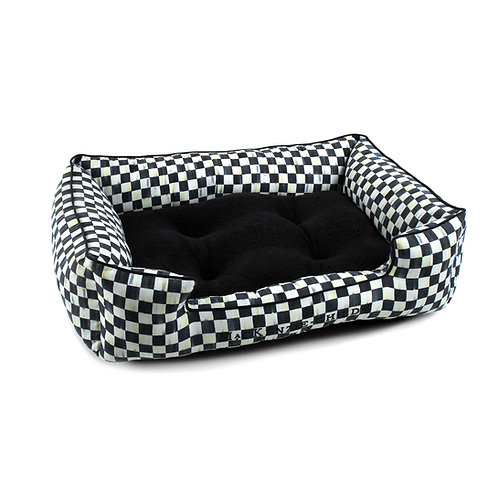 Courtly Check Lulu Pet Bed - Medium