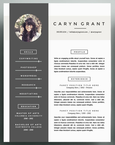 Making Your Resume More Appealing