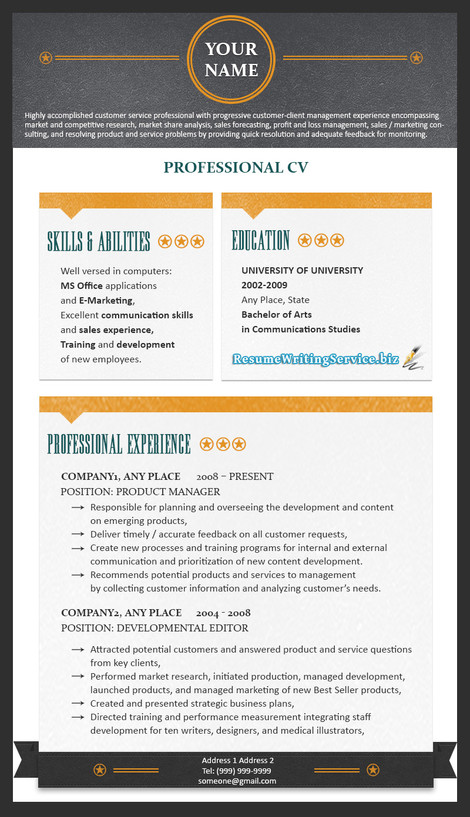 visual resume word format templates cv template free download doc