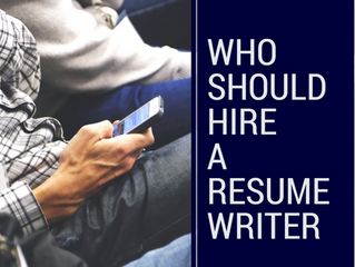Resume Writers: A Boon to Job Seekers (Who Should Hire a Resume Writer)