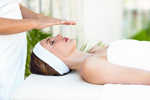 x3 90 Minute Reiki Sessions