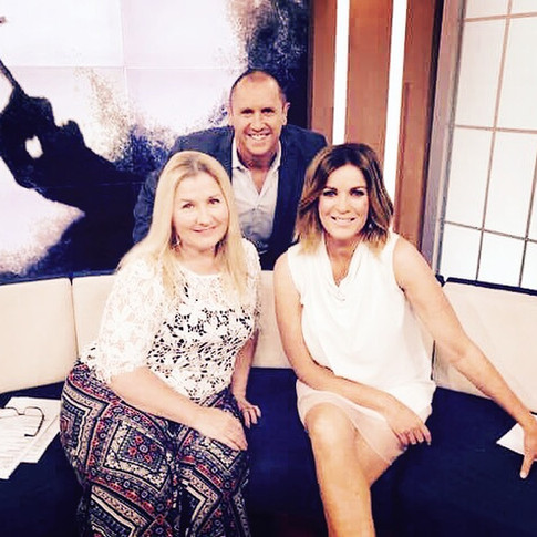 CHANNEL 7 - THE MORNING SHOW, NOV 2016