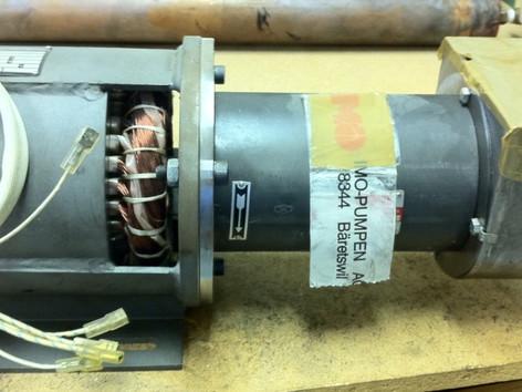 Sulzer Oil Pump
