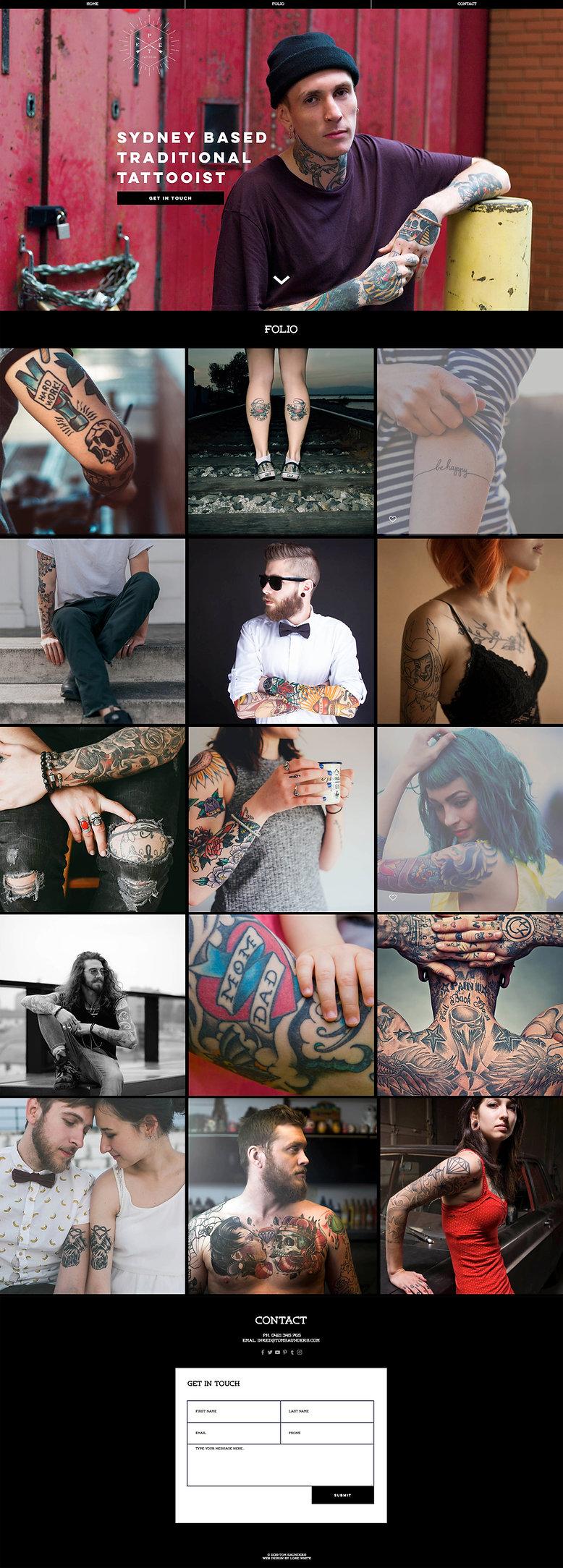 tattoo website