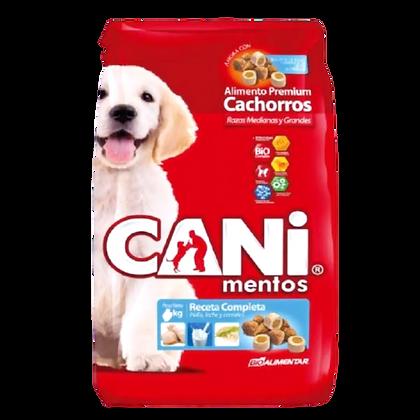 Cani Cachorros Raza Mediana / Grande 2 Kg