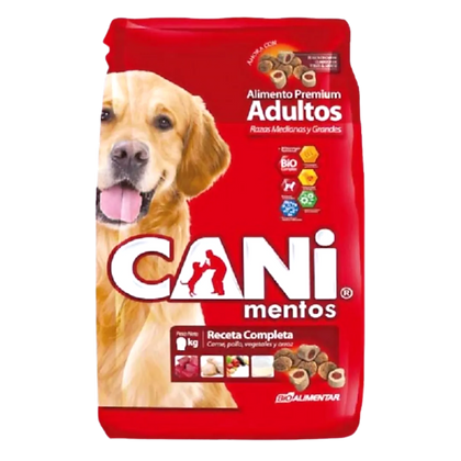 Cani Adultos Raza Mediana / Grande 4 Kg