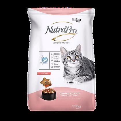 NutraPro Gatos Gatitos 7,5 Kg