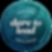 Dare2Lead seal transparent background.pn