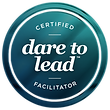 Dare2Lead seal transparent background.pn
