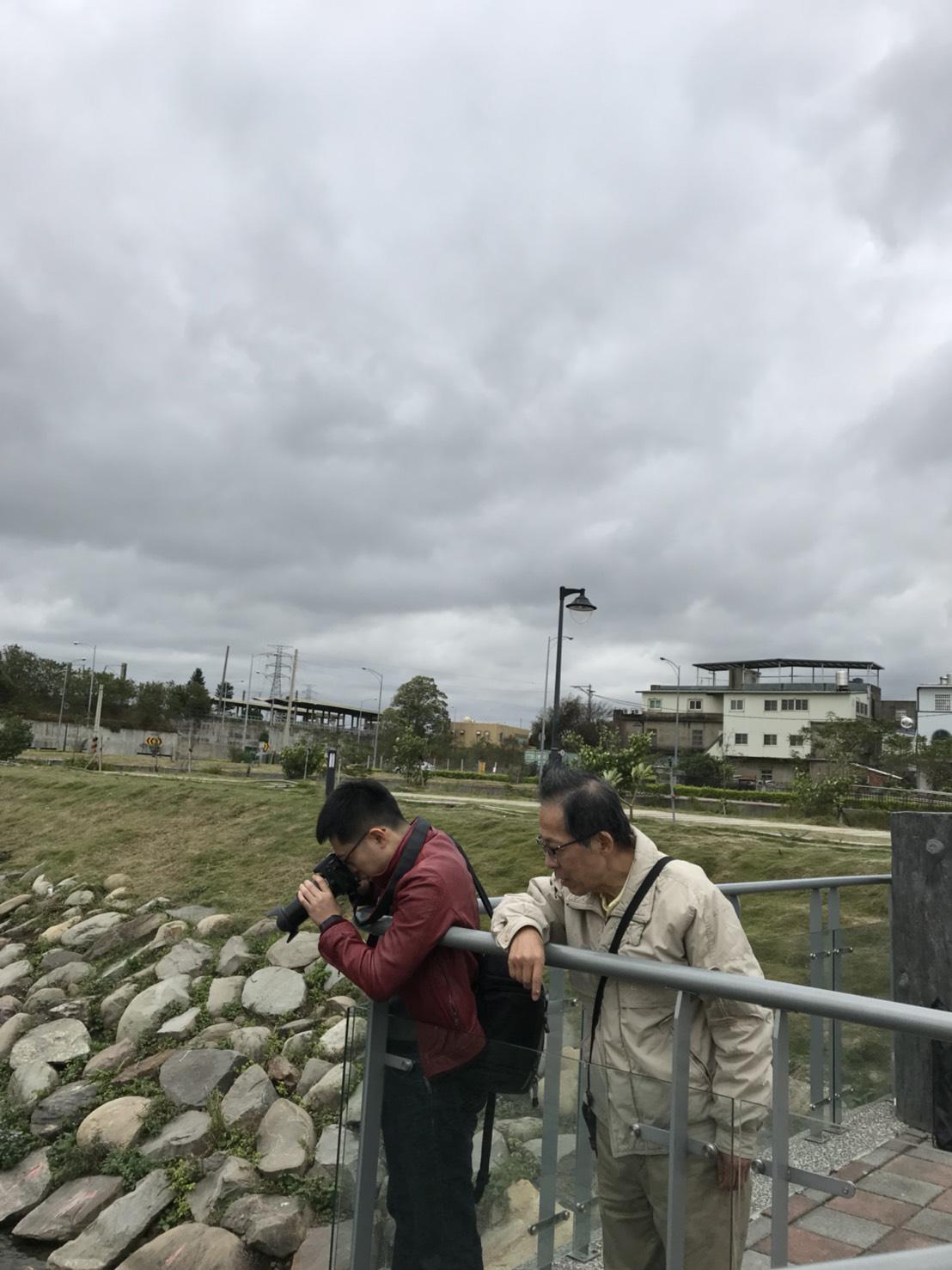 Messrs. Su's field trip in Taiwan