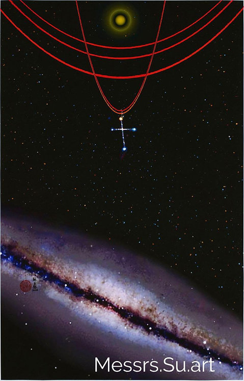 The Universe Necklace-8