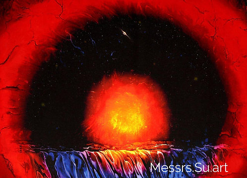 The Explosion of Supernova-2