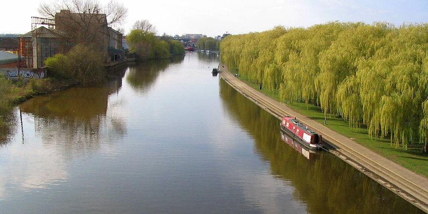 Peterborough, River Nene