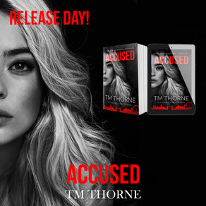 Accused: Release Day for Frankie Finch Book 3